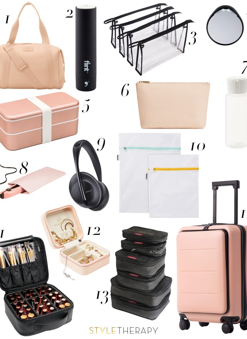 Pack Like A Pro: Travel Necessities