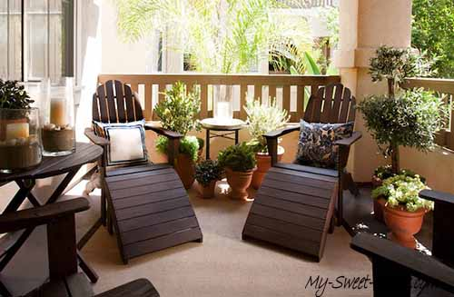 Top Compelling Terrace Design Ideas For Dynamic And Free Apartments My Sweet House