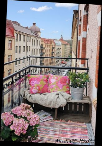 11 Ideas And Tips To Decorate Beautiful Balconies My Sweet House