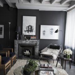 Modern French Living Room Decor Ideas Arrange Lovely Interiors From The Photographer Romain Ricard - My ...