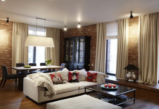 American Style Apartment In Moscow My Sweet House