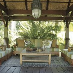 Kitchen Island And Table Tile For Backsplash In Veranda Design: Tips 70+ Photos Of Decorating Ideas ...
