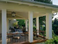 Veranda design: Tips and 70+ photos of decorating ideas ...