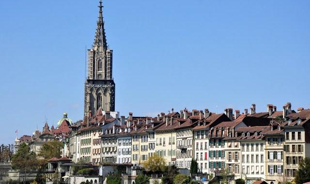 Берн. Швейцария