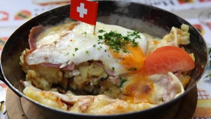 Швейцарская кухня