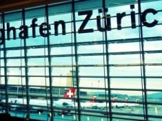 Аэропорт Цюрих