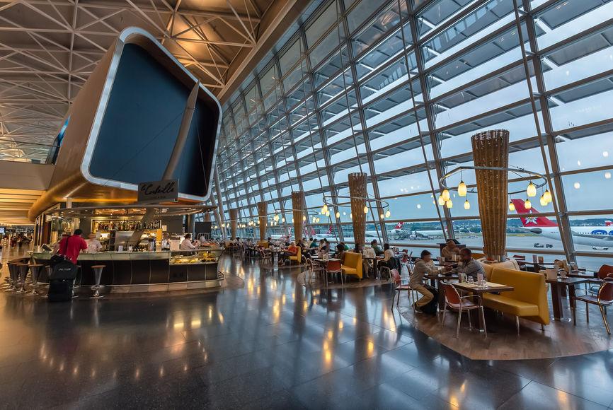 Международный аэропорт Цюрих