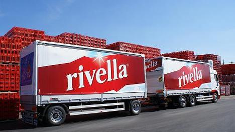 """Экспорт национального лимонада """"Rivella"""""""