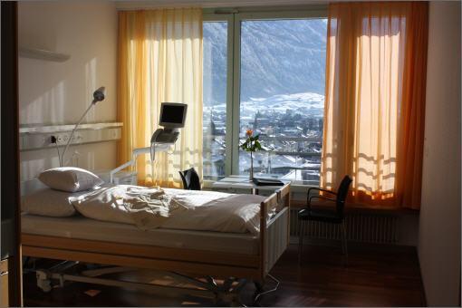 реабилитационная клиника «Reha Rheinfelden»