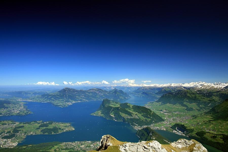 Люцернское озеро Vierwaldstättersee