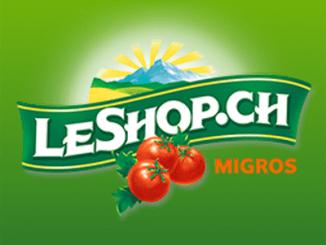 Эмблема LeShop