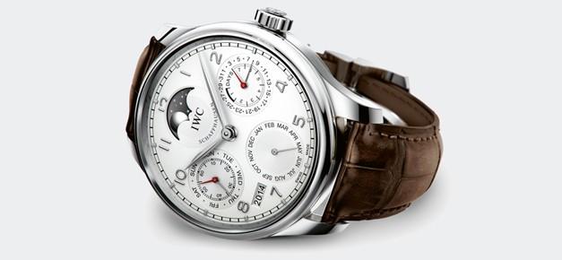 Высокоточные швейцарские часы IWC
