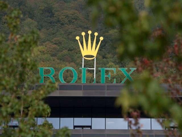 Эмблема Rolex