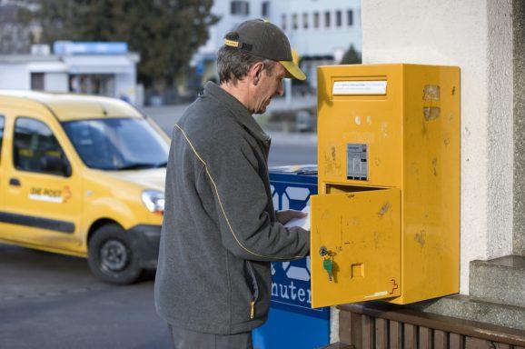 Швейцарский почтальон