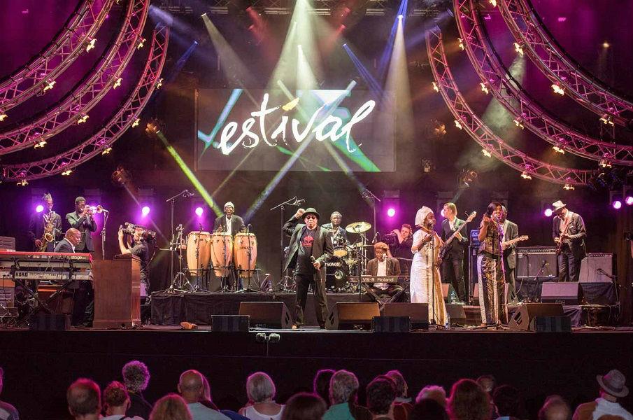 джазовый фестиваль «Estival Jazz»