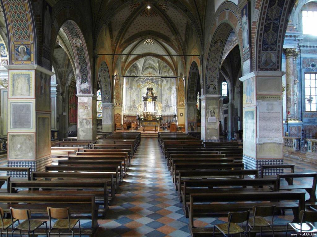Кафедральный собор Сан Лоренцо в Лугано