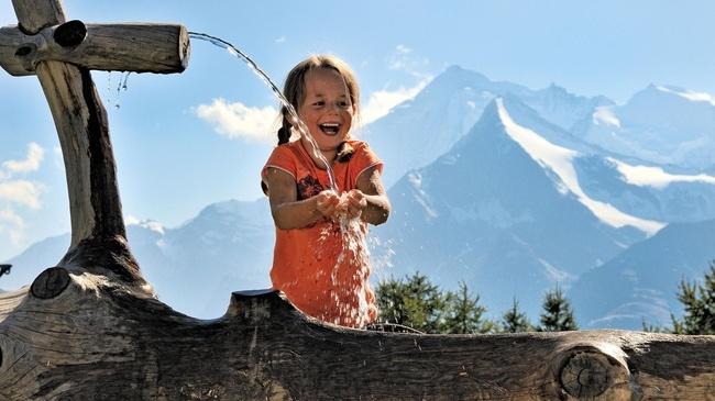 Пресная вода в Швейцарии