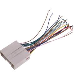 product details of miracle shining new car stereo radio wiring harness aduio wire kit for ford hyundai lincoln [ 1024 x 1024 Pixel ]