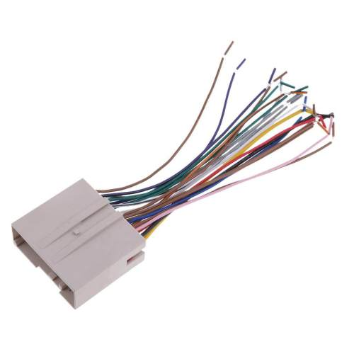 small resolution of product details of miracle shining new car stereo radio wiring harness aduio wire kit for ford hyundai lincoln
