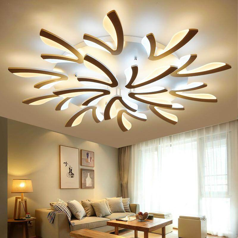 led ceiling light living room modern furniture grey lights for sale chandelier prices brands review acrylic bedroom dining home lamp lighting