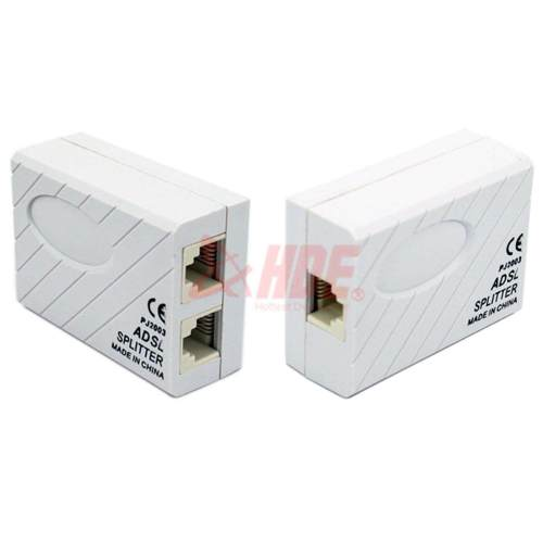 small resolution of rj11 cable line adsl fax modem phone network jack micro filter splitter adapter intl