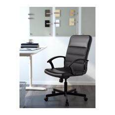 office chair malaysia white living room chairs home buy at best price ikea renberget swivel bomstad black