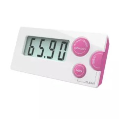 Kitchen Timer Home Depot Refacing With Magnet Multipurpose Count Down Pink