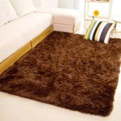 Living Room Floor Mats Design My Sanwood Bedroom Home Anti Skid Soft Shaggy Fluffy Area Rug Carpet