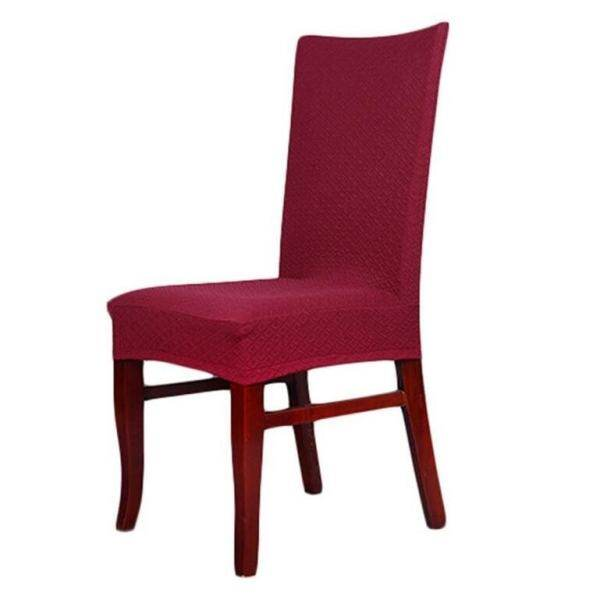 banquet chair covers malaysia stretch slipcovers dining room wedding party short protector coffee 5