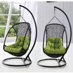 Swing Chair Pics Contemporary Leather Dining Chairs Sw023 Black Hammock Buy Sell Online Outdoor Seating With Cheap Price Lazada