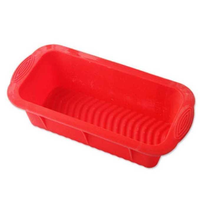 Top Dijual ASTAR Silicone Square Non Cetakan Tongkat Panci Pemanggang Roti Cetakan Roti Panggang Peralatan Pemanggangan Roti Kue