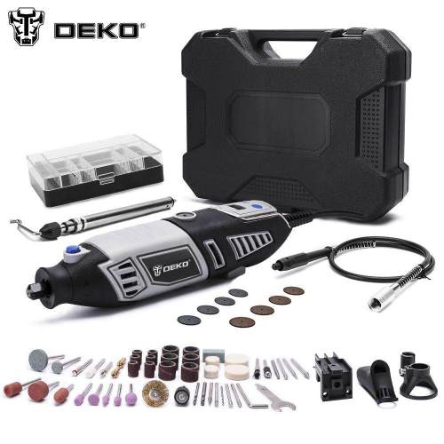 small resolution of deko gj201 lcd variable speed rotary tool dremel style engraver electric mini drill grinder