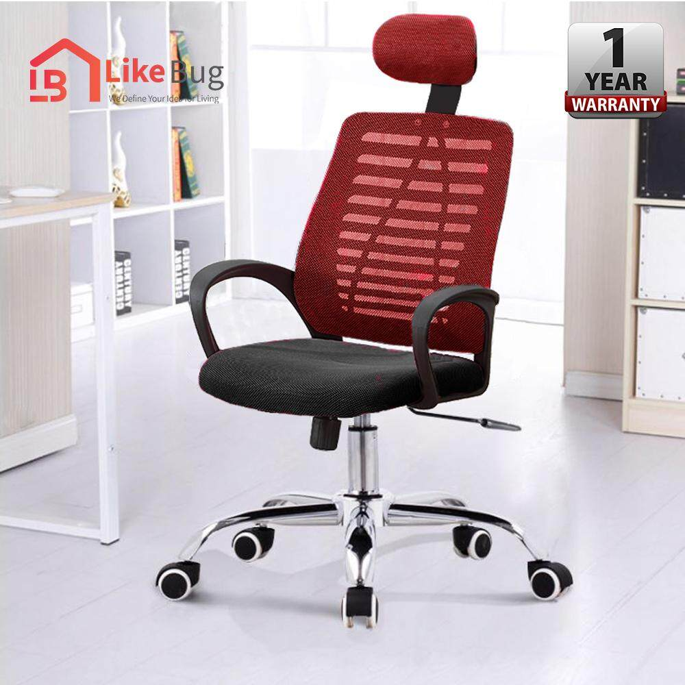 recaro office chair malaysia padded stackable chairs home buy at best price like bug classy large sized mid back height adjustable mesh with head