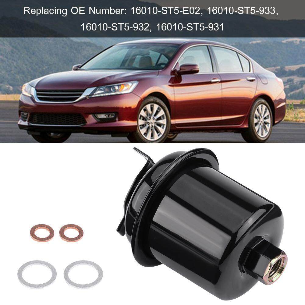 hight resolution of product details of auto engine fuel filter replacement for honda civic accord acura integra 16010 st5 931