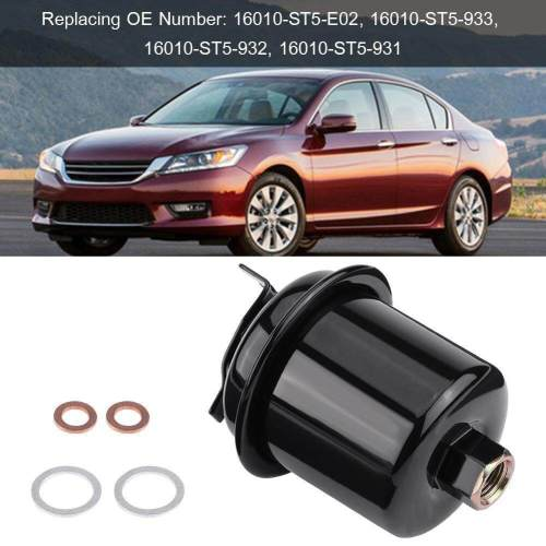 small resolution of product details of auto engine fuel filter replacement for honda civic accord acura integra 16010 st5 931