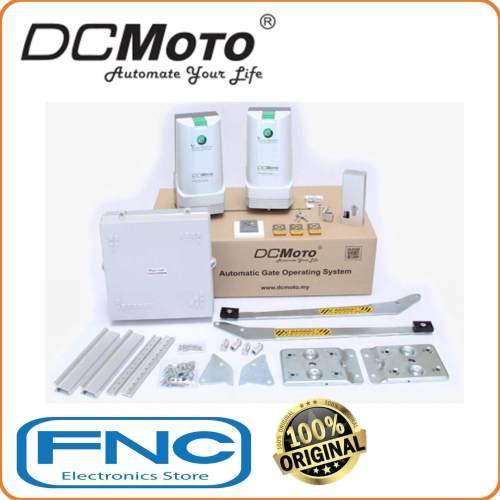 small resolution of dcmoto gfm925al hybrid auto gate set with external auto lock swing fold