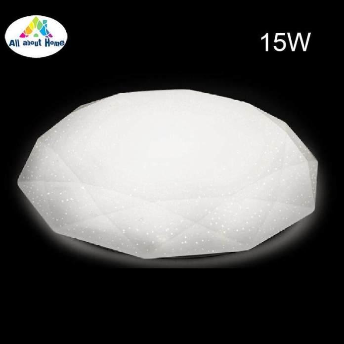 ABH LED Lampu Plafon Tetap Berlian Berbentuk Lampu untuk Lorong Ruang Keluarga Dapur Kamar Tidur