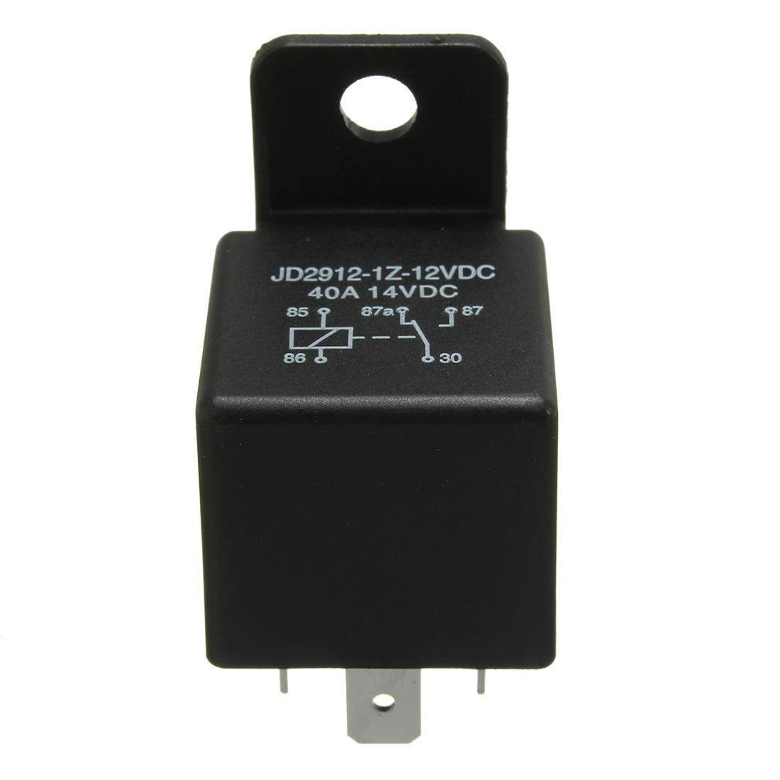 hight resolution of 12v volt 40a amp 5 pin changeover relay automotive car motorcycle boat bike intl