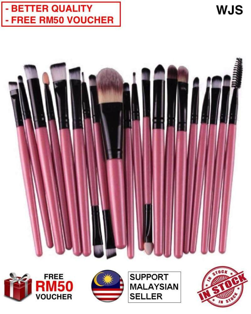 Makeup Brushes For The Best In Malaysia