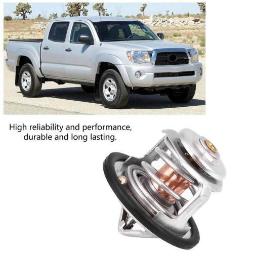 small resolution of engine coolant thermostat for hilux diesel 3l 2l ln106 ln107 ln111 ln130 90916 03099