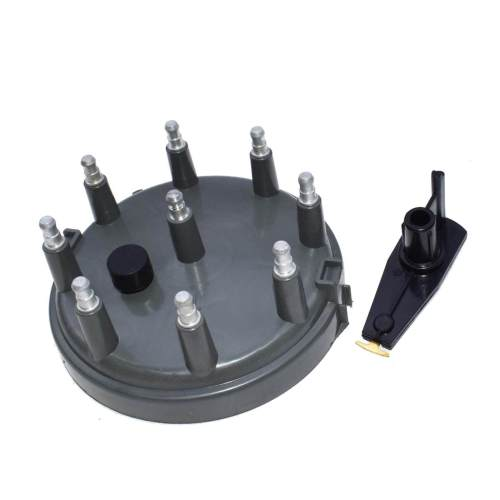 small resolution of new distributor cap and rotor kit for ford 302 351w mustang f150 f250 f350 8233