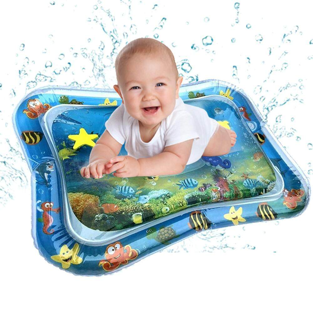Personalized Chairs For Baby Fashion Inflatable Cute Baby Water Mat Fun Activity Play Center For Children Infants