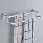 60cm Wall Mounted Space Aluminum Towel Rack Design B Lazada