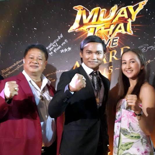 Jade Marrisa Sirisompan, Tony Jaa