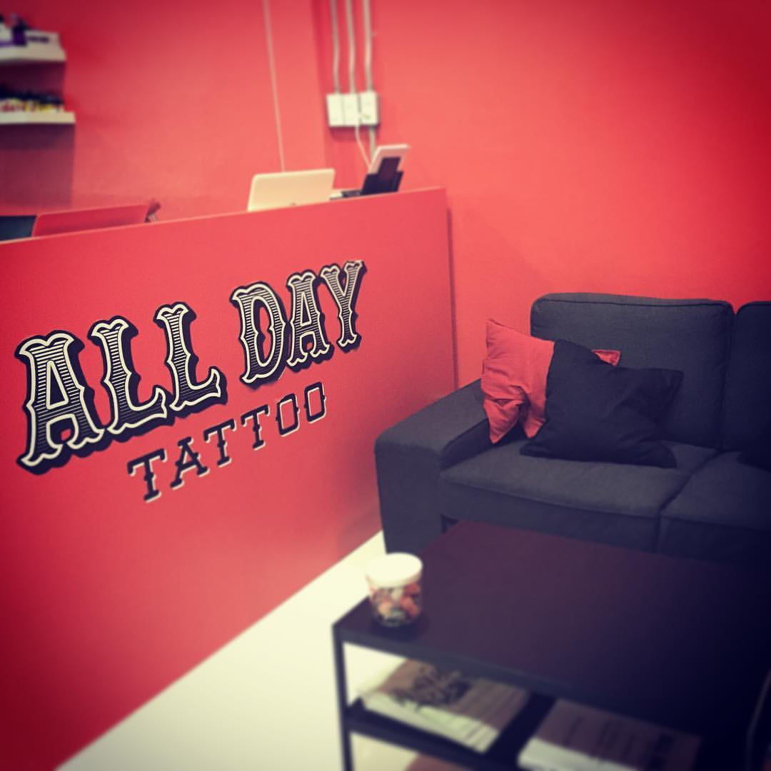 all day tattoo bangkok