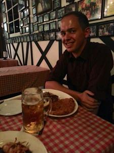 bei otto - german restaurant in bangkok
