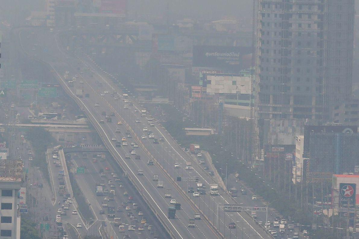 bangkok air pollution