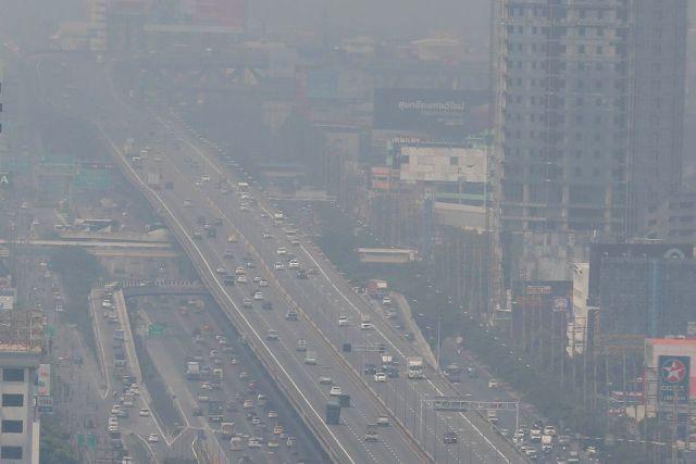 bangkok air pollution