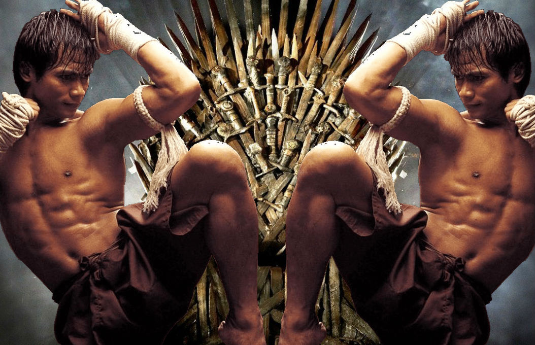 game of thrones x muay thai