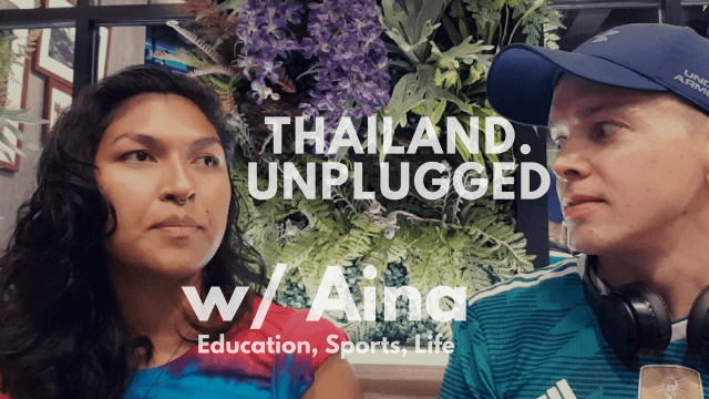 Thailand. Unplugged podcast